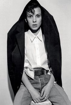 Millie Bobby Brown: True Heroine  Photography Collier Schorr  Styling Robbie Spencer