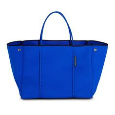 NEW // ESCAPE bag in electric blue