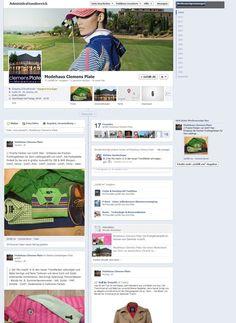 Für das Modehaus Clemens Plate in Damme haben wir die Facebook-Fanpage erstellt und eine Schulung in der Einpflege von Facebook-Inhalten durch geführt.