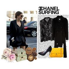 """Chanel Surfing..."" by camille-vickery on Polyvore"