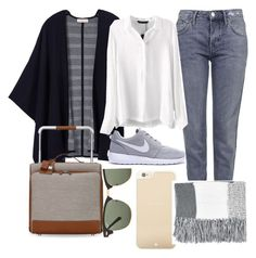 """""""Travel Time ⌚"""" by sophievilla ❤ liked on Polyvore featuring Kate Spade, Topshop, Tory Burch, Hermès and Ray-Ban"""