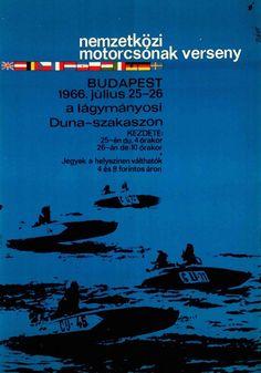 International Motorboat Competition (Bánó, Endre - 1966)