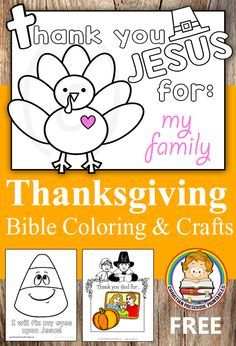 Simple Thanksgiving Bible Coloring Pages and Bible Crafts for Preschool and Kindergarten. Find Easy Color Thanksgiving Placemats, Thank You God For.and more from Christian Preschool Printables: thecraftyclassroo. Thanksgiving Placemats, Thanksgiving Crafts For Kids, Kindergarten Thanksgiving Crafts, Thanksgiving Worksheets, Thanksgiving Religious Crafts, Thanksgiving Traditions, Bible Activities, Preschool Activities, Preschool Printables