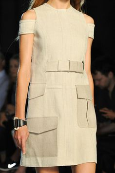 Victoria Beckham Spring 2015 Ready-to-Wear Collection