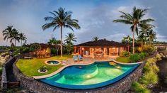 Island style villa in the heart of Kuki'o > http://bit.ly/1nLtoKu < HI