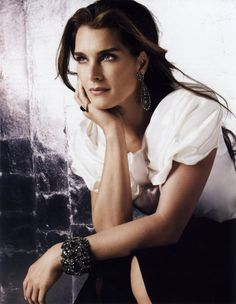 Image result for brooke shields town and country