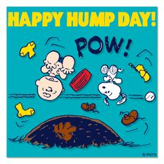 Happy Hump Day charlie brown snoopy days of the week wednesday humpday humpday quotes Happy Wednesday Pictures, Wednesday Hump Day, Happy Wednesday Quotes, Good Morning Wednesday, Happy Friday, Wednesday Greetings, Wednesday Humor, Wednesday Motivation, Friday Drinking Quotes