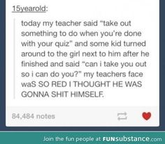 This kid was smooth af - FunSubstance All Meme, Stupid Funny Memes, Haha Funny, Funny Quotes, Hilarious, Funny Stuff, Memes Humor, Jokes, Tumblr Smooth