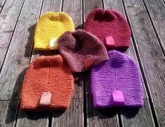 Knitted beanie/ Teen Beanie от NataNatastudio на Etsy