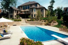 Classical Pool Design by Classic Pool & Patio.
