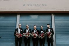 47 Urban Wedding Photos That Will Convince You to Tie the Knot in the City Wedding Photography Packages, Wedding Photography Styles, Boudoir Photography, Family Photography, Fashion Photography, Bridal Pictures, Bridal Pics, Hipster Wedding, Groom And Groomsmen Attire