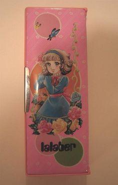 Flomo Lalaber pencil case   by ✎☁Iron Lace☁✎