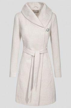 Płaszcz z paskiem | ORSAY
