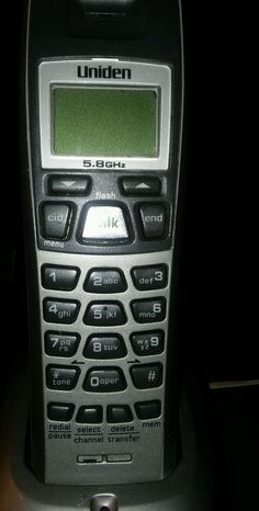 uniden cordless phones instructions