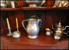 old pewter - Google Search