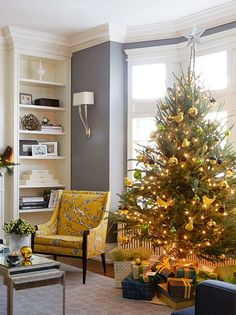 The best of House & Home's Christmas trees are those that reflect the homeowners' personalities, sometimes in new and unexpected ways.