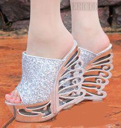 Summer Fashion Ultra-high Sexy Wedge Sandals  Wedge Sandals