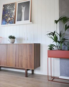 Ikea 'Stockholm' sideboard