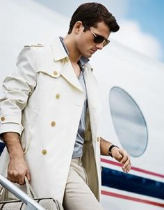 24 Style Trends for Attorneys private jet swag