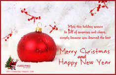 Send Images on #Christmas day with Beautiful Titles and #Quotes Short Christmas Greetings, Merry Christmas Wishes, Christmas Blessings, Christmas Messages, Merry Christmas And Happy New Year, 12 Days Of Christmas, Simple Christmas, Christmas Bulbs, Christmas Shopping