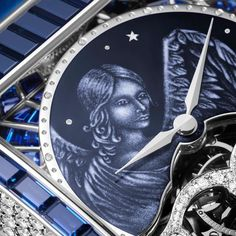 An other detail of the DeLaneau Dôme Tourbillon Angel Yehuyah #marcgysin #photooftheday #tbt #instagood #me #follow #followme #tagforlikes #beautiful #like4like #instadaily #instalike #hasselblad #watchporn #watches #stilllife #luxury #luxurylife @hasselblad_official #watchgeek #timepieces  #delaneau #tourbillon by marcgysinphoto