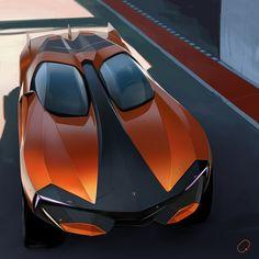Edward Tseng Lamborghini Concept, Lamborghini Photos, Lamborghini Lamborghini, Ferrari, Design Autos, Porsche 918 Spyder, Exotic Sports Cars, Futuristic Cars, Sweet Cars