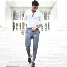 Street style for men roupa social masculina, moda masculina jovem, Mens Fashion Blog, Mens Fashion Suits, Fashion Moda, Fashion Ideas, Men's Fashion, Fashion Check, Ankara Fashion, Africa Fashion, Fashion Details