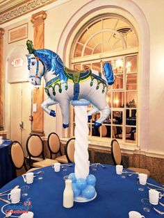 Inflated Creations: Serving the Greater Tri-State area's custom balloon design and party decor needs since Horse Balloons, Baby Boy Balloons, Balloon Arch, Kids Party Themes, Kid Parties, Theme Ideas, Party Ideas, Shower Party, Baby Shower Parties