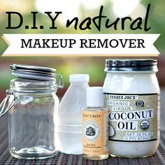 We all know one of the most important things in maintaining healthy skin is to take off our makeup before bed at night. But, most makeup removers are completely full of chemicals, and sometimes using just face wash and water doesnt quite do the trick. So, what can you do? Make yo More here....... https://www.youtube.com/watch?v=nbXe3mOcx5g #makeup #makeupartist #makeupbrushes #eye #celebrity #celebritymakeup #eyesmakeupsteps #makeupideas