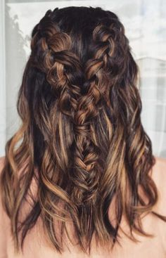 Modern Hairstyles with Caramel Highlights | Haircuts, Hairstyles 2016 / 2017 and Hair colors for short long & medium hair