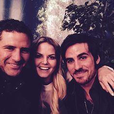 Pin for Later: These Once Upon a Time Cast Photos Are Fairy-Tale Perfect