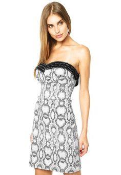 Vestido Lança Perfume Branco