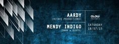 Glow Bangkok presents Aardy & Mendy Indigo #Bangkok #Nightlife