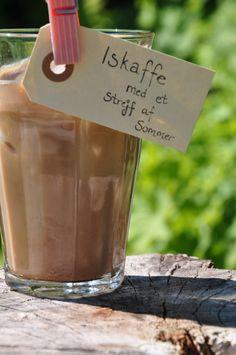 Simpel iskaffe til køleskabet
