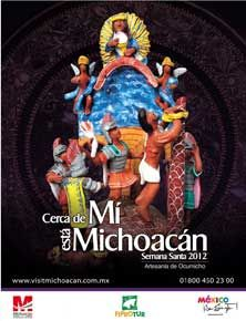 I love going back to Michoacán (México) whenever I can go...
