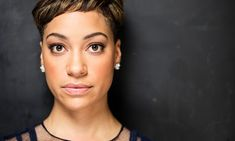 'We're not prancing around in corsets milking cows' … Cush Jumbo at the National Theatre, in London.