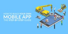We hope our guidelines will help you in building your app in the most effective way. Now it's time for you to start creating a great app which boosts your sales and generates more revenue. Build Your Own App, Build An App, Google App Store, Mobile App Development Companies, Best Mobile, Mobile Marketing, Pen And Paper, Setting Goals, Step Guide
