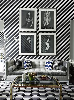 Black and White Done Right - A Design Lifestyle - Jacqueline Palmer