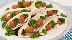 Mini Falafel - Recipes - Best Recipes Ever - Not just for vegetarians, this easy-to-make Middle East specialty will become a favourite for entertaining.