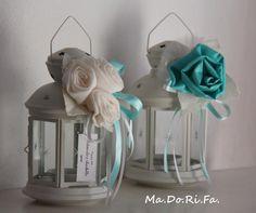 : Qualche suggerimento per una bomboniera Tiffany, Shabby Chic, Wedding, Home Decor, Ideas, Party, Bottles, Cases, Crates