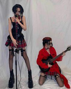 Alternative Outfits, Alternative Fashion, Nana Anime, Pastell Goth Outfits, Moda Punk, Nana Osaki, Foto Fashion, Cool Outfits, Fashion Outfits