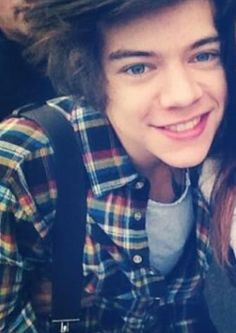 harry styles plaid shirt | Tumblr