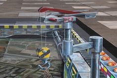 detail-3d-street-art by leon keer, via Flickr