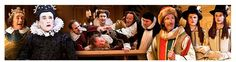 Mark Rylance in Twelfth Night, or what you will and The Tragedie of King Richard the Third