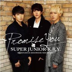 Super Junior - KRY Promise You