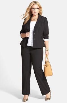 Interview clothes for plus size women