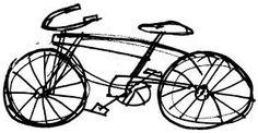 Résultats de recherche d'images pour «dessin vélo»