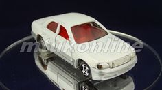 TOMICA 055F TOYOTA CROWN MAJESTA | 1/64 | 55F-9 | L SEAT LEDGE | 1997 CHINA