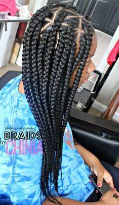 Image result for jumbo long braids