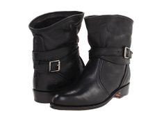 Frye Dorado Short Charcoal Antique Pull Up - Zappos.com Free Shipping BOTH Ways